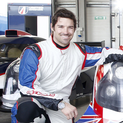CJ Wilson - LMP3 endurance racing car driver with United Autosports.