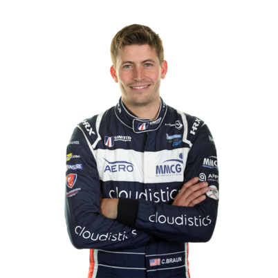 Colin Braun - LMP3 endurance racing car driver with United Autosports