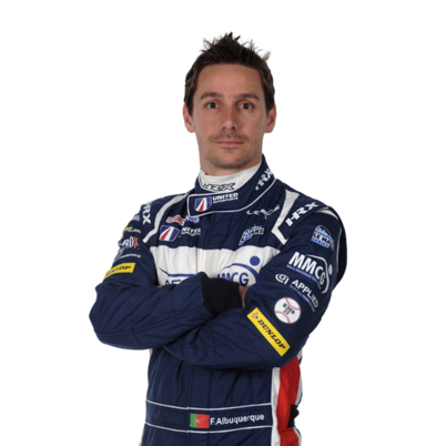 Filipe Albuquerque - LMP2 endurance racing car driver with United Autosports