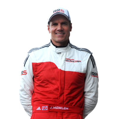 LMP3 driver at Gulf 12 Hours - Johnny Mowlem
