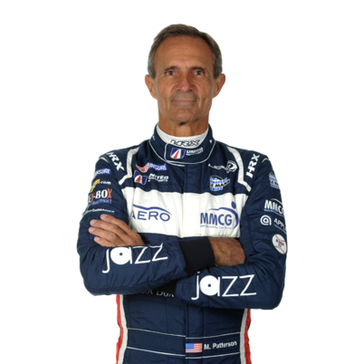 Mark Patterson - LMP3 endurance racing car driver with United Autosports