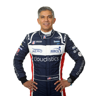 Naj Husain - LMP3 endurance racing car driver with United Autosports
