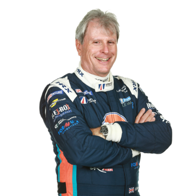 Richard Meins - LMP3 endurance racing car driver with United Autosports