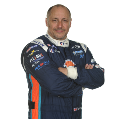 Shaun Lynn - LMP3 endurance racing car driver with United Autosports