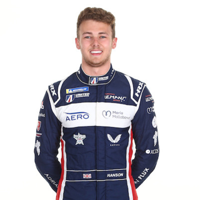 Phil Hanson - endurance racing car driver with United Autosports