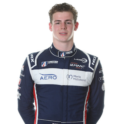 Tom Gamble ELMS LMP3 driver