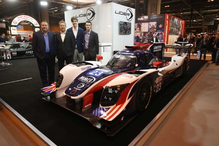 United Autosports confirm Le Mans 24 Hours and European Le Mans Series Lmp2 line up