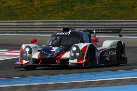 United Autosports quickest at European Le Mans Series Prologue
