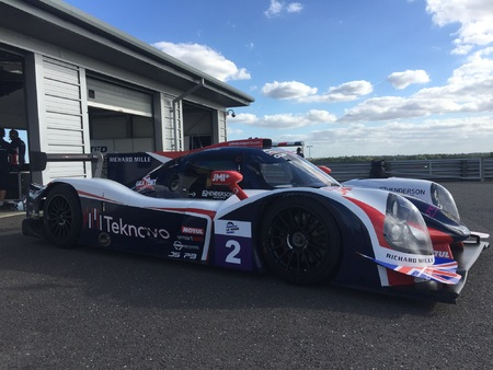 United Autosports complete second successful Ligier customer two-day test