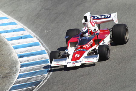 United Autosports at Monterey Pre-Reunion