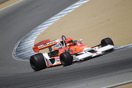 McLaren M26 Cosworth was the winning car