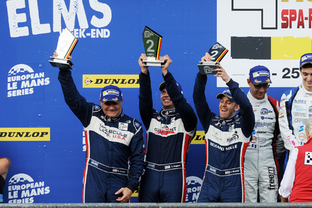United Autosports competes in a one-hour British Prototype Cup event (8-9 Oct).