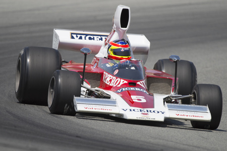 United Autosports enjoys great success at Monterey Historic Festival