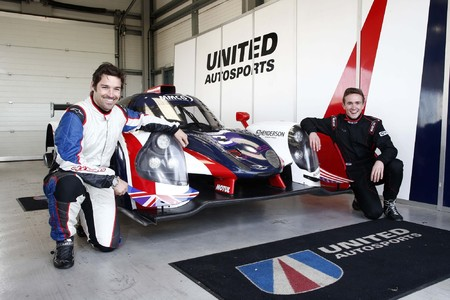 United Autosports confirm Cj Wilson and Andrew Evans for Henderson Insurance Lmp3 Cup Championship