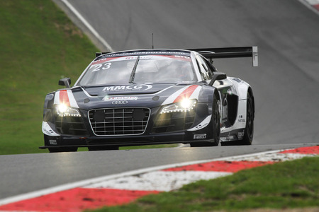 Two podium finishes for Burgan at Brands