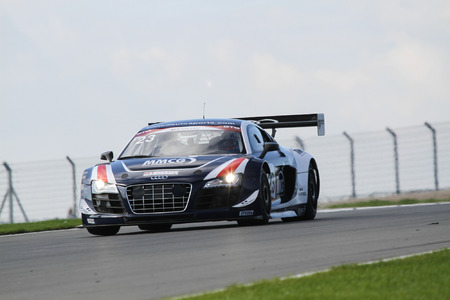Burgan bounces back for United Autosports' GT3 programme