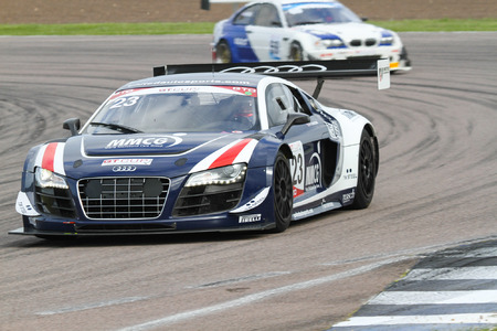 United Autosports continue busy Summer at Snetterton for GT Cup