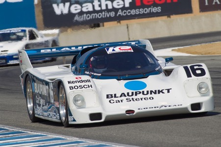 United Autosports makes annual forray to Monterey historic racing festival