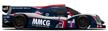 Martin Brundle joins United Autosports for Le Mans LMP3 race