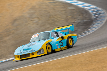 "The ""JLP-3"" is regarded as the most successful of all Porsche 935s"