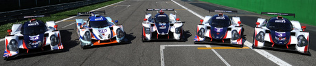 See the line-up of drivers racing under the United Autosports banner.