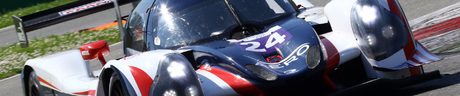 UK born Matt Bell races for the United Autosports team in the LMP3 class.
