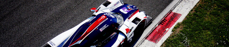 Belfast born Wayne Boyd races for the United Autosports team in the LMP3 class.