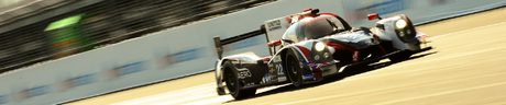 LMP2 - brand new car from Onroak Automotive