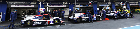 Racing series United Autosports compete in - LMP3