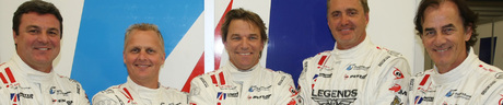 Past Drivers - United Autosports