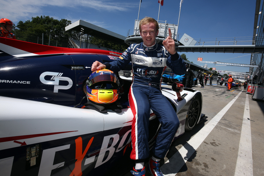 Wayne Boyd to race LMP2 in ELMS for United Autosports