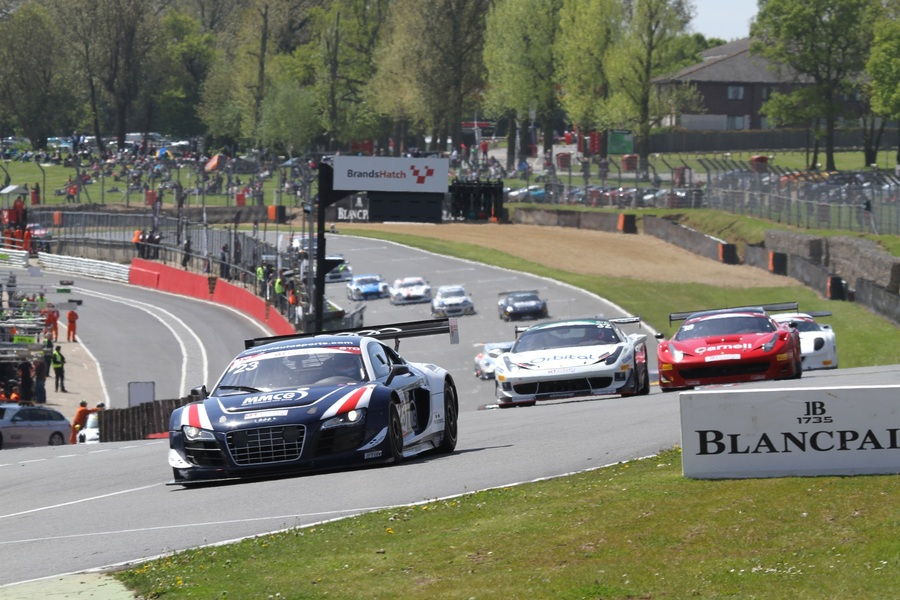 "United Autosports confirms GT Cup pace with ""pole"" & rostrum finishes"