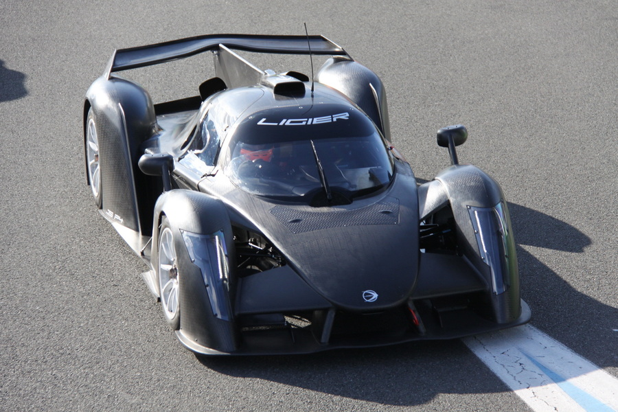 United Autosports debut Ligier JS P4 at LMP3 Cup