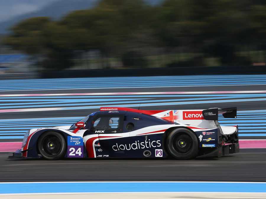UNITED AUTOSPORTS MICHELIN LE MANS CUP SEASON GETS UNDERWAY WITH TOP-10 FINISH AT PAUL RICARD