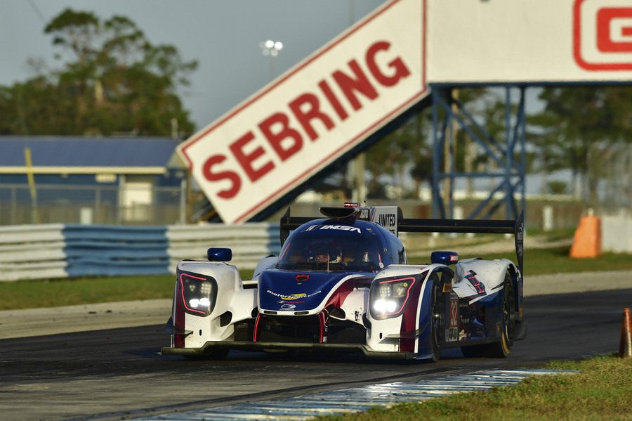 United Autosports ready for next race at Sebring