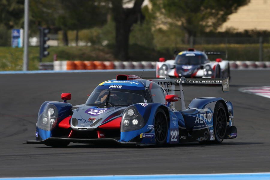 Solid start for United Autosports 3 car MLMC squad
