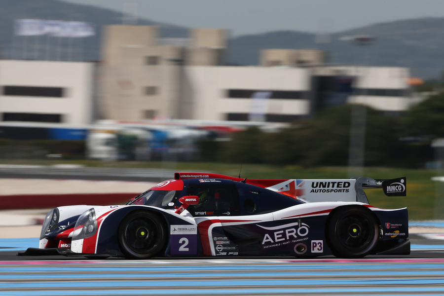 Difficult ELMS season opener at Paul Ricard for United Autosports
